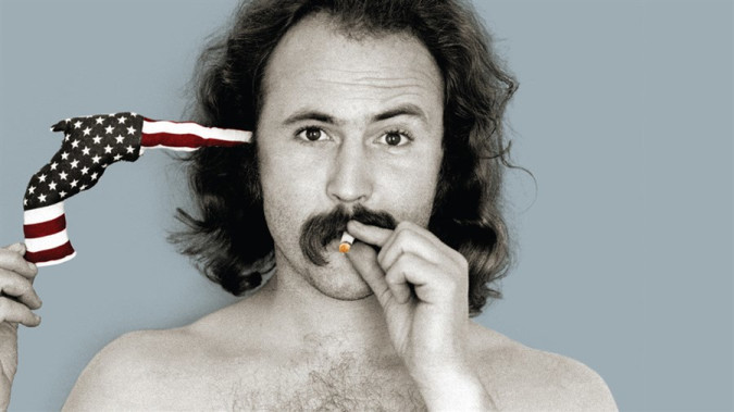 Still from David Crosby: Remember My Name