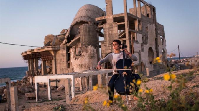 Still from Gaza