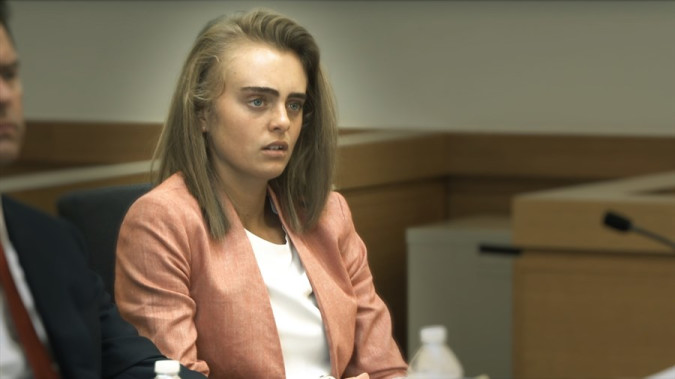 Still from I Love You, Now Die: The Commonwealth Vs. Michelle Carter