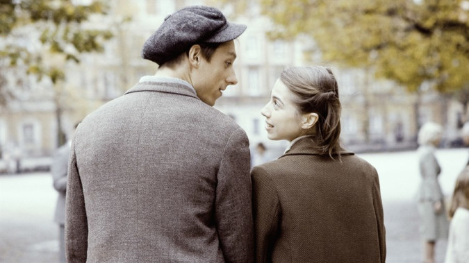Still from Marek Edelman... and There Was Love in the Ghetto