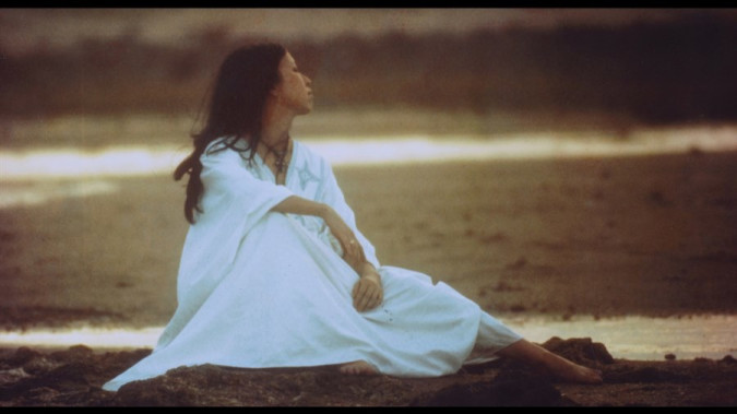 Still from Sanmao. The Desert Bride
