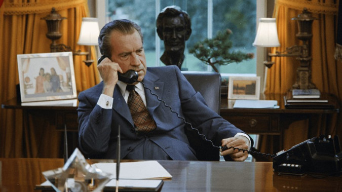 Still from Watergate - Part 2