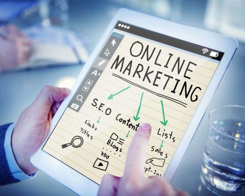 online marketing OP