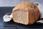 Wholemeal sourdough in a bread maker