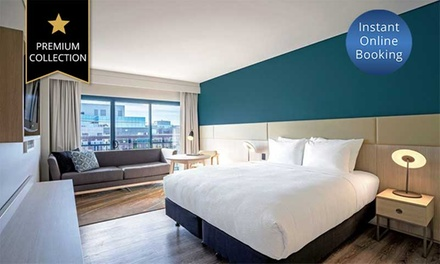 North Ryde: One-, Two-, or Three-Night Break for Couple or Family with Wine, Wi-Fi, and Late Check-Out at Mystery Hotel