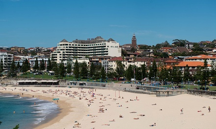 Coogee: 1 or 2 Nights for Two with Food Credit, Wine and Late check-out at Coogee Bay Hotel – Heritage Superior Room