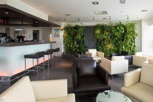 Espace bar et accueil