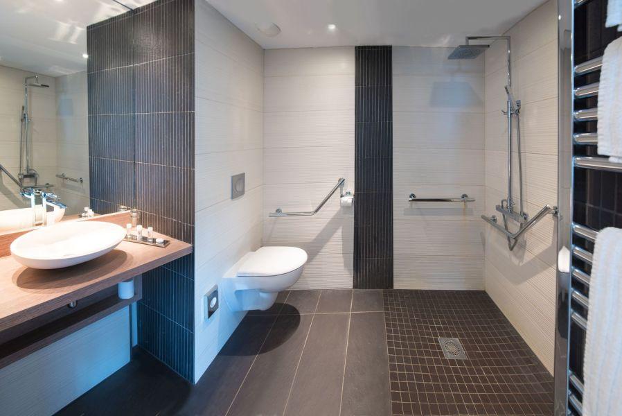 Salle de douche chambre Saint-Georges
