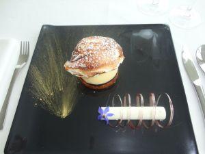 Dessert du restaurant