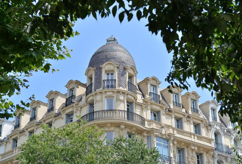 La villa nice victor hugo à Nice