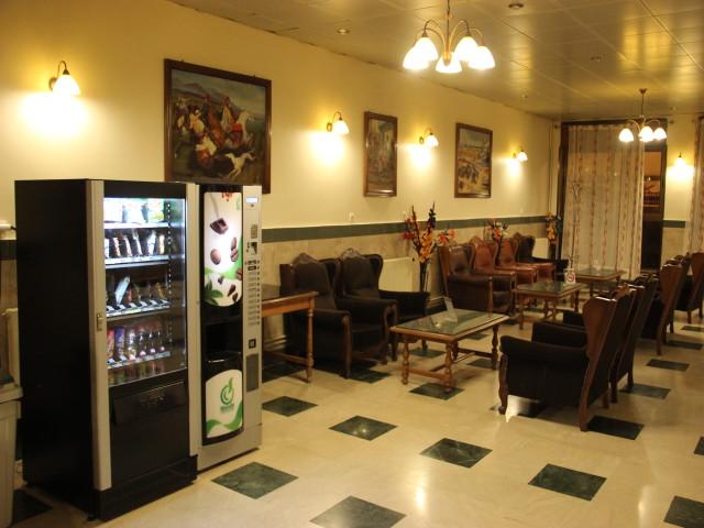 Distributeur automatique de Boisson et Snack