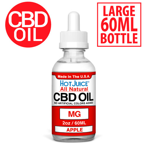 Apple CBD Oil