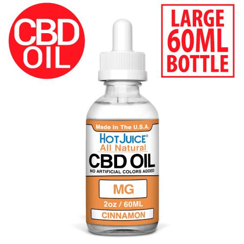 Cinnamon CBD Oil