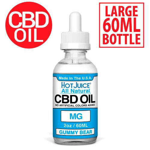Gummy Bear CBD Oil