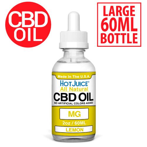 Lemon CBD Oil