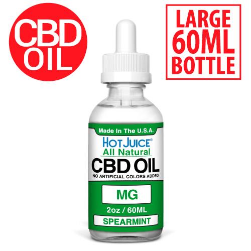 Spearmint CBD Oil