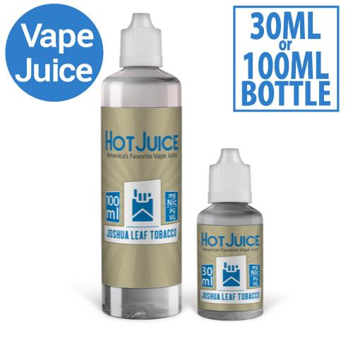 Joshua Leaf Tobacco Vape Juice