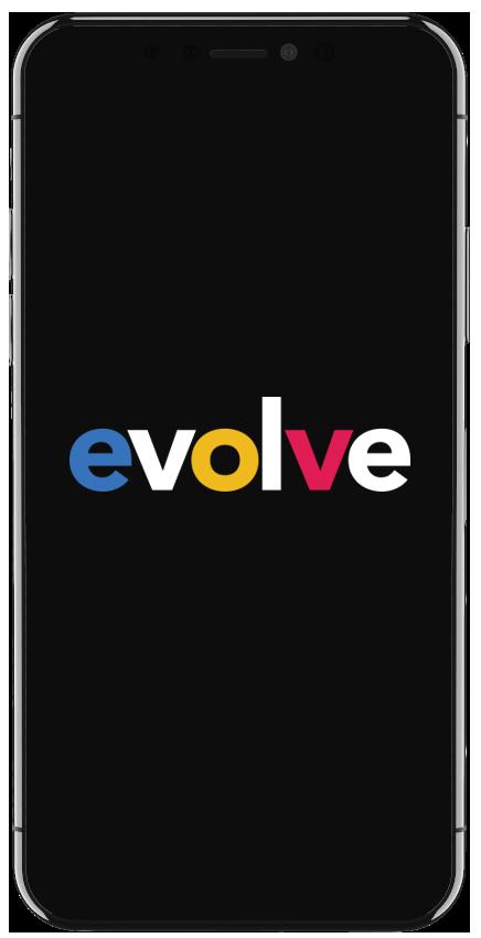 iPhoneX Evolve Branding Vancouver Branding