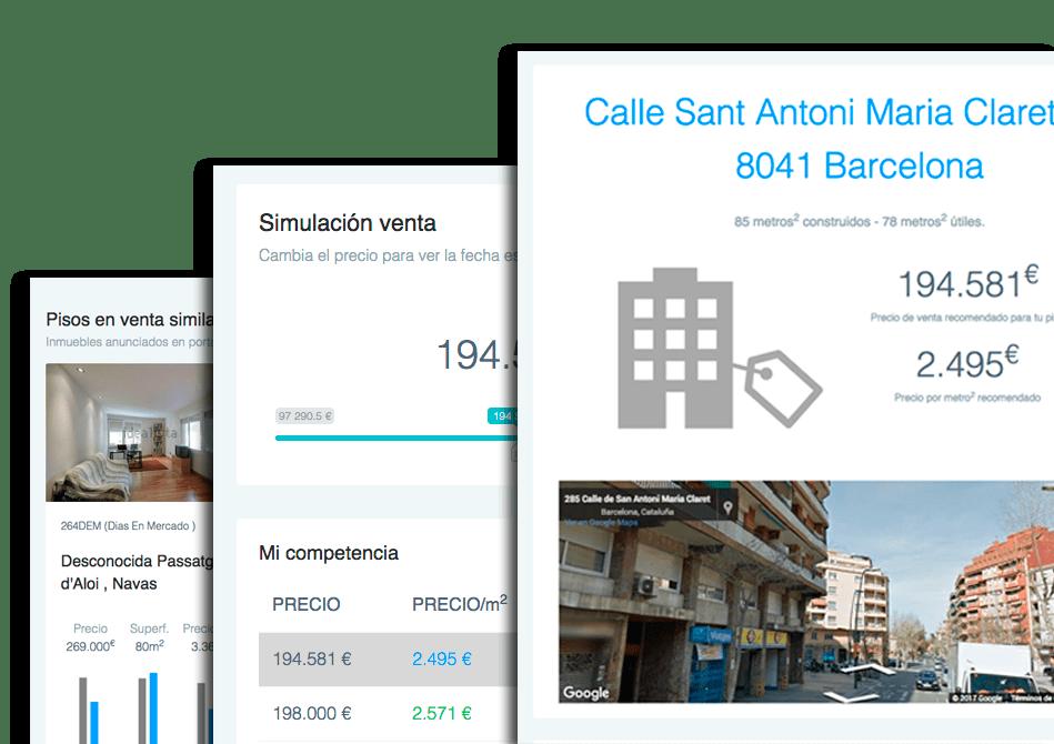 tasación piso Madrid