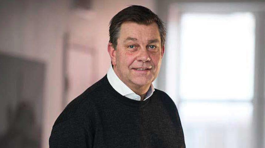 Ordførerkandidat i Drammen Fredrik Haaning.