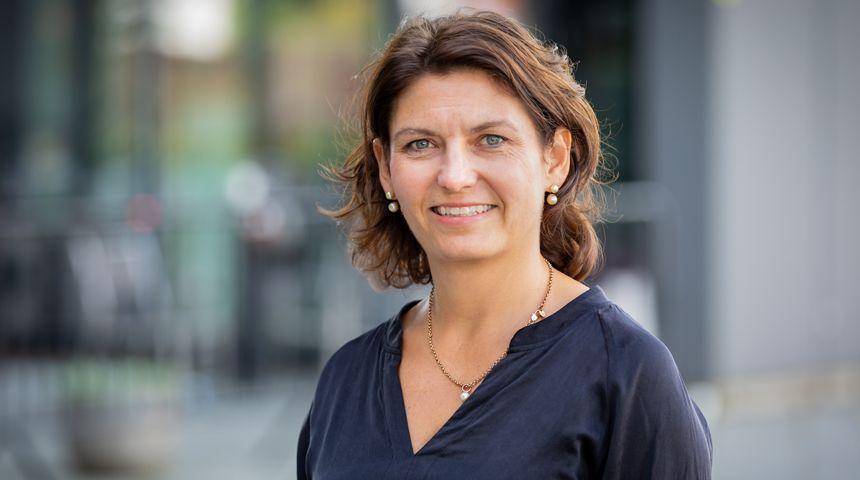 Ordførerkandidat for Høyre i Sandnes, Inger Klippen.