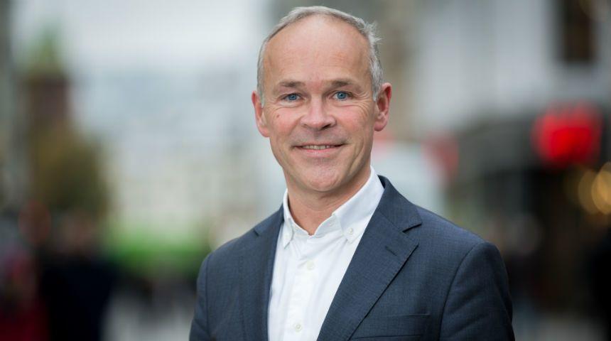 Jan Tore Sanner - foto Hans Kristian Thorbjørsen