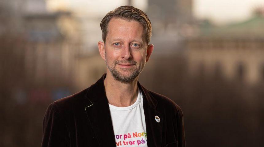Leder i Åpne Høyre, Helge Ytterøy L'orange