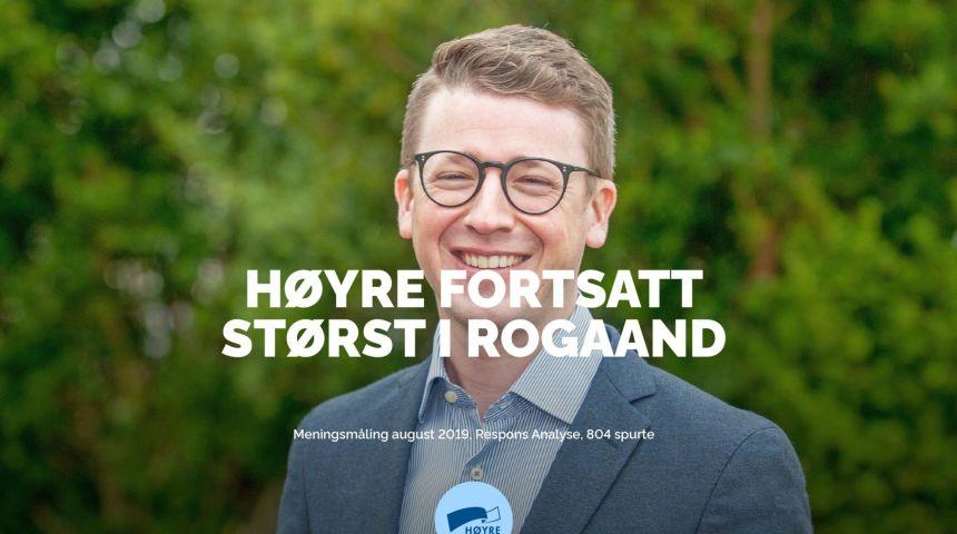 Fylkesordførerkandidat Ole Ueland