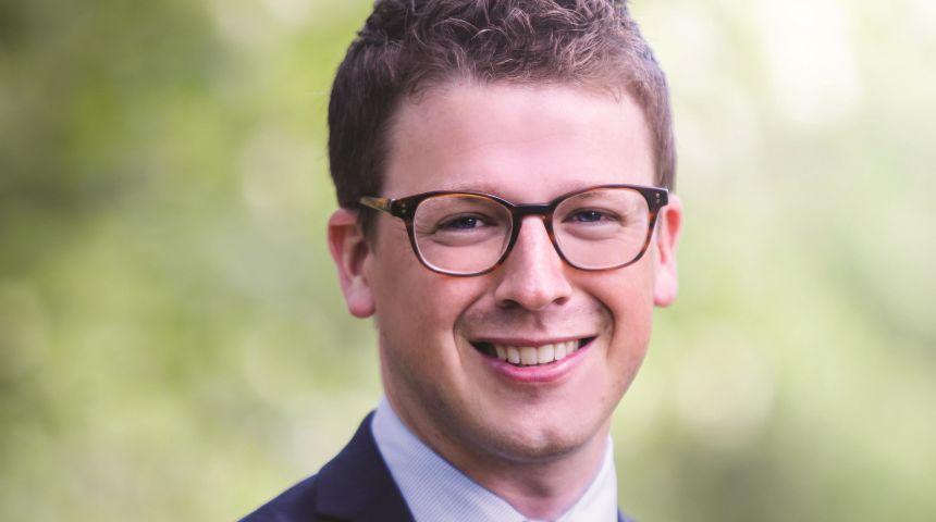 Ole Ueland, fylkesordførerkandidat for Rogaland Høyre