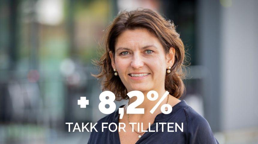 Inger Klippen, Høyres ordførerkandidat i Sandnes