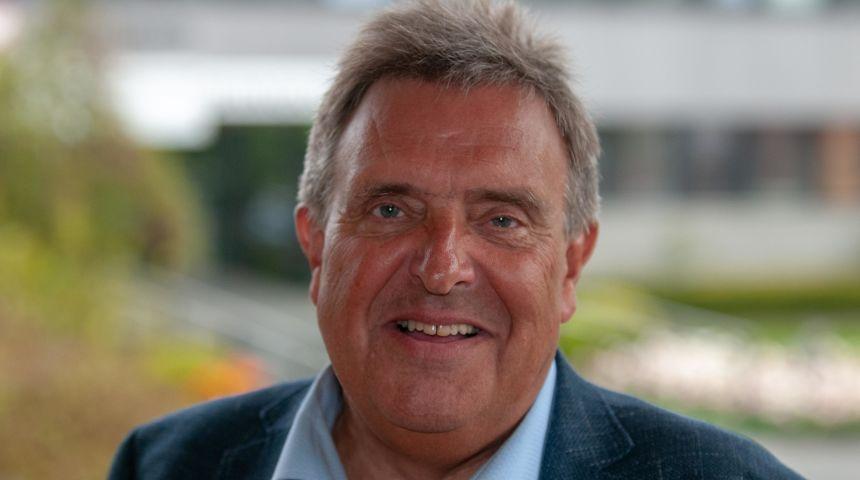 Ordfører Reinert Kverneland