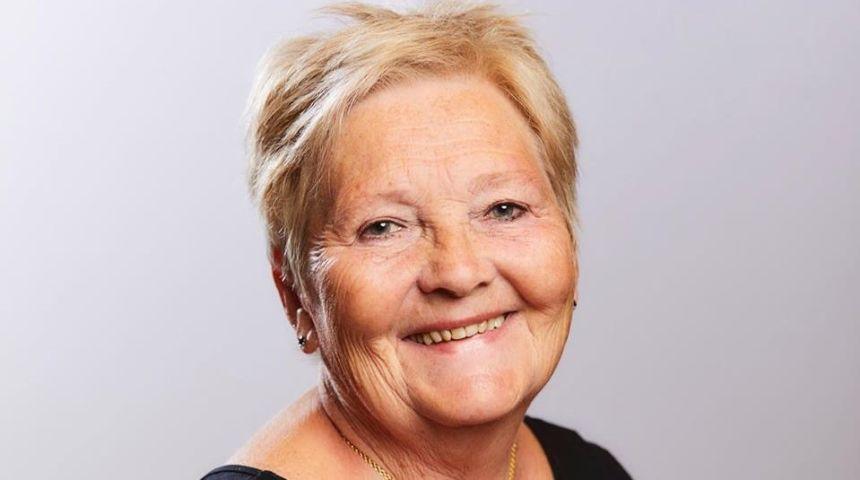 Leder Ullensaker Senior Høyre, May-Anne Brand