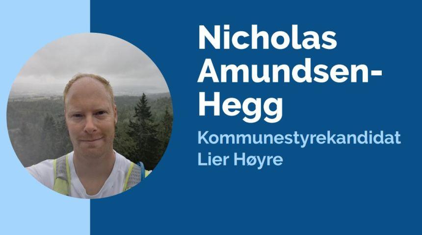Nicholas Amundsen Hegg