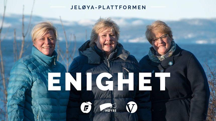 -Vårt felles mål er at Norge skal være et land med muligheter for alle