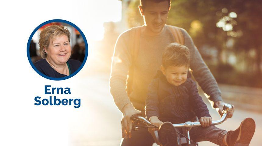 Høyre lanserer kompetansereformen «Læringsløftet».