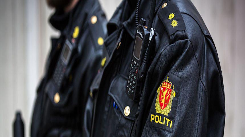 Utstyrsløft for politiet