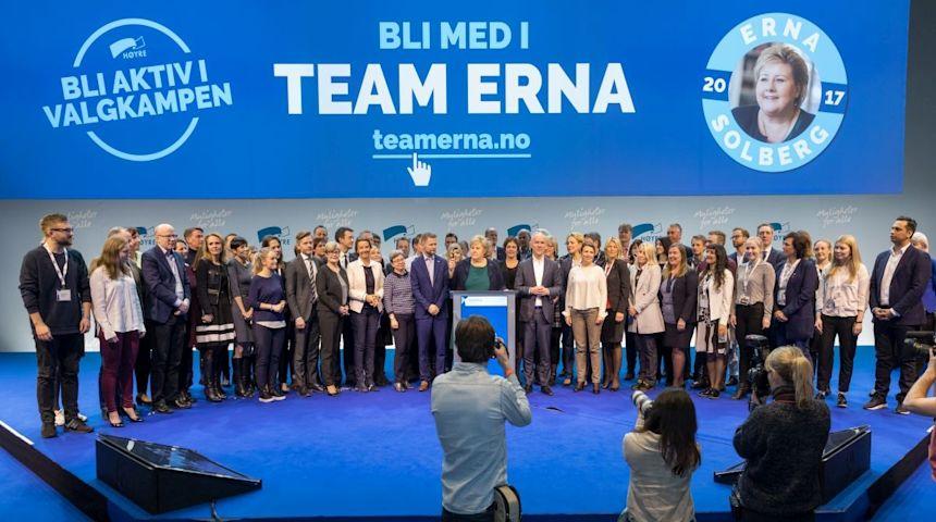 Her er kandidatene du kan stemme på ved valget 11. september. Din stemme teller! Foto: Hans Kristian Thorbjørnsen