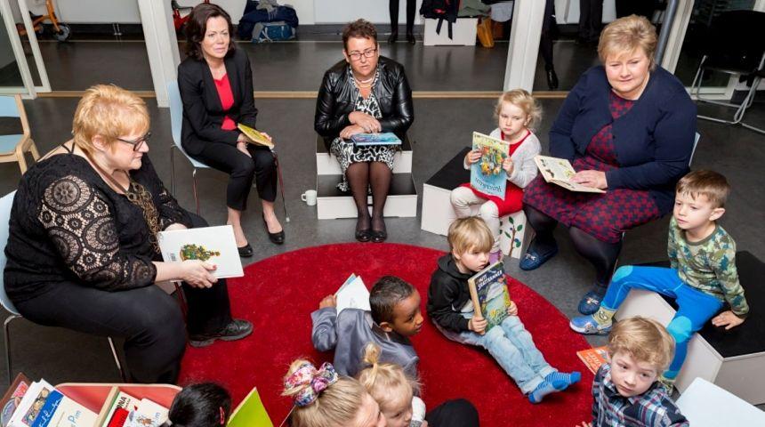 Novemberbarn får også rett til barnehageplass