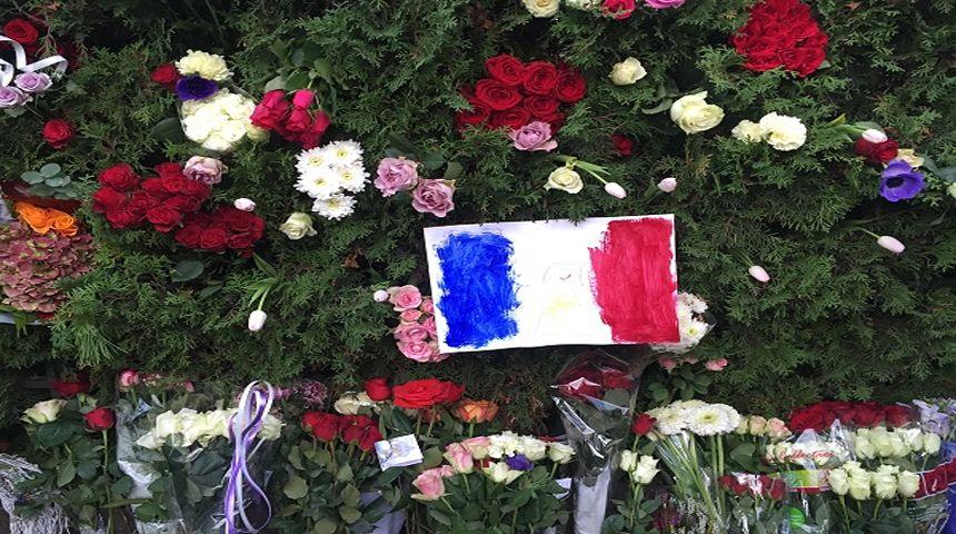 Terror i Paris