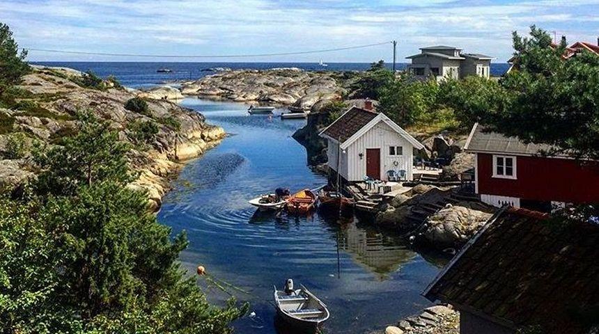 To nye nasjonalparker langs kysten. Bilde fra Portør i Telemark