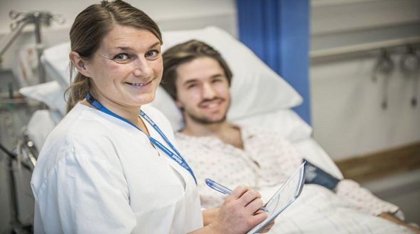 Nye løsninger: - Selv om Høyre vil fortsette å øke sykehusbudsjettene, må vi erkjenne at vi også må jobbe smartere, sier helseminister Bent Høie.