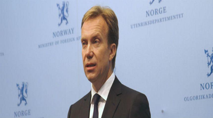 Utenriksminister Børge Brende (H). Foto: UD