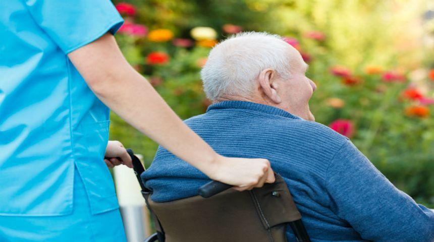 Et løft for personer med demens