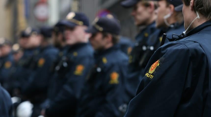 - Vi er på full vei mot å nå målet om 2 politifolk per tusen innbyggere i 2020, sier justispolitisk talsperson for Høyre Peter Christian Frølich.