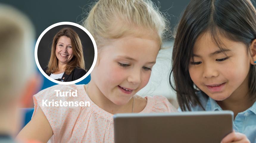 Flere digitale læremidler og mer programmering i skolen
