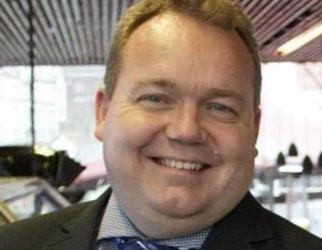 Stian Herøy, Ordfører, Fedje