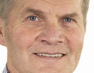 Rolf Jonas Hurlen, Ordfører, Nesset