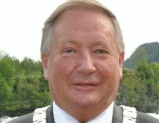 Mathias Råheim, Ordfører, Gaular
