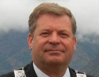 Noralv Distad, Ordfører, Aurland