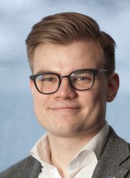 Profilbilde: Vetle Langedahl